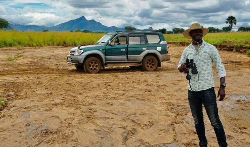 Rent A Driver Uganda